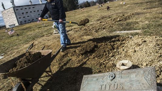 Several families were unhappy to discover last month that Oak Lawn Memorial Gardens had not been maintained as they felt it should have.