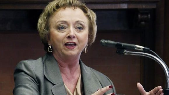 State Superintendent Carey Wright