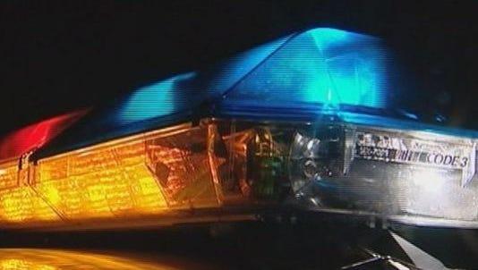 Silver City Police lights