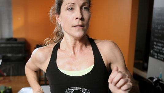 Amy Robillard won the last two Flying Pig Marathons in the women's division but will compete this year in the half-marathon. She won the latter event in 2011 and 2012.