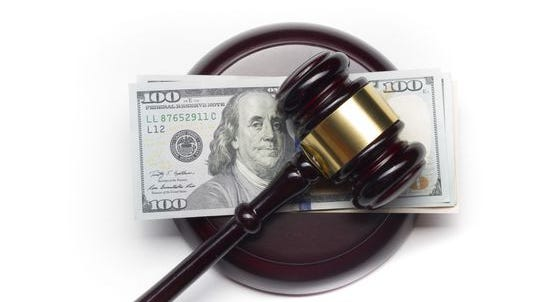Money or your sense of justice? Come on, judges.