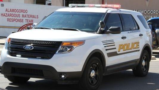 Alamogordo police unit