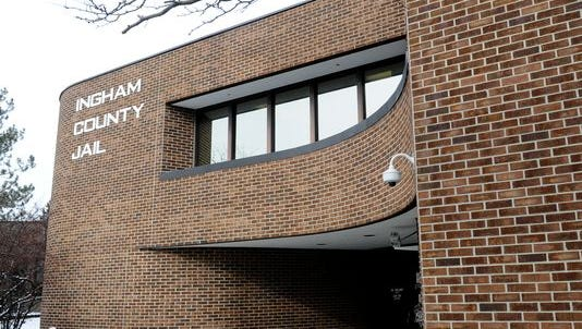 The oldest part of the Ingham County Jail was built in 1963. The Ingham County Sheriff's Office will float a plan to commissioners Thursday, April 27, 2017 that would close a section of the jail and cut six positions to meet a $690,000 budget shortfall.