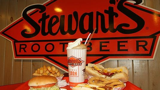 Stewart's Root Beer will open in the Ocean County Mall this summer.
