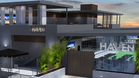 HaVen Fort Myers broke ground in March, 2015 with a planned 2016 opening. The project is currently paused, HaVen partner Brad Cozza confirmed Wednesday.