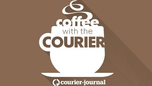 Coffee with the Courier