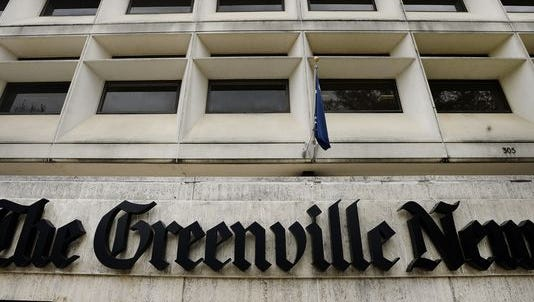 The Greenville News staff will be holding a meet and greet during Artisphere outside of it's 305 S. Main St. building.