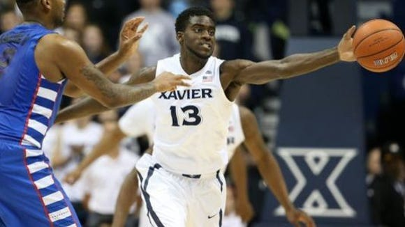 Makinde London announced plans to transfer from Xavier