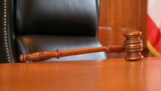 Court room file photo.