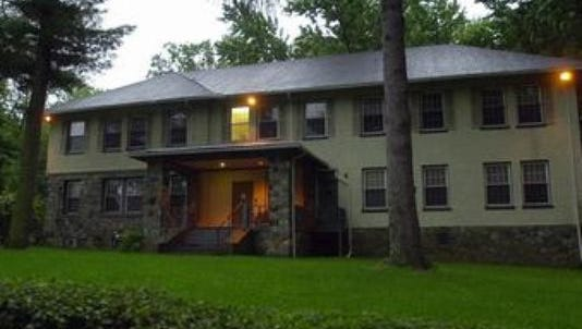A residential cottage at Hawthorne Cedar Knolls, a residential treatment center in Mount Pleasant.