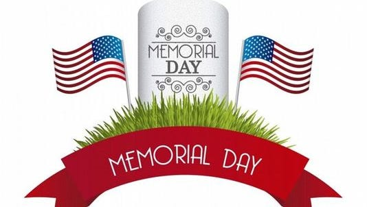 Pollock will host a Memorial Day ceremony at 10 a.m. Monday, May 30, at the Memorial Plaza adjacent to the Pollock Police Department.