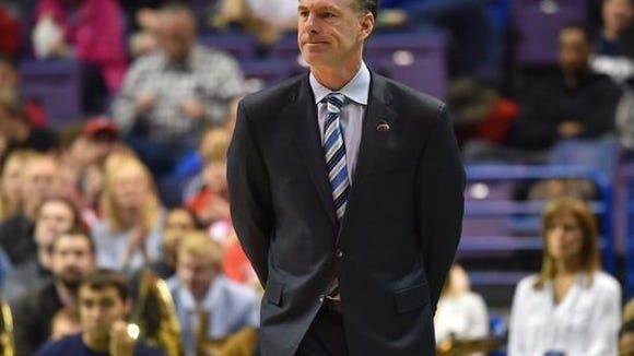 After 13 seasons coaching at Pittsburgh, Jamie Dixon