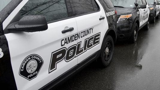 A city man was gunned down Sunday evening, Camden's 21st homicide of the year.