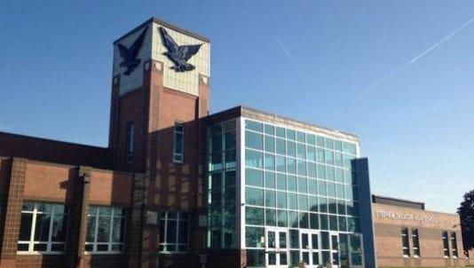 File photo Stephen Decatur High School.