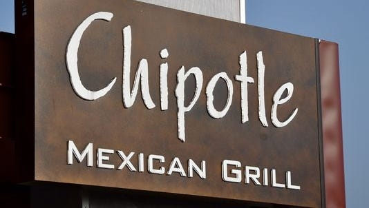 Chipotle Mexican Grill is scheduled to open June 30 in Brighton.