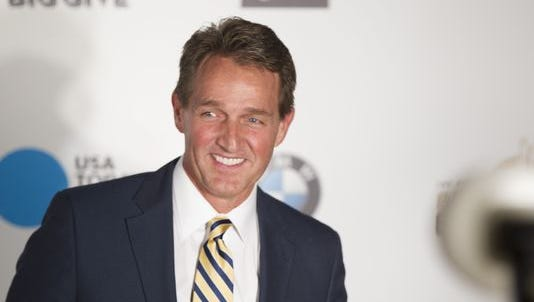 A report by Sen. Jeff Flake, R-Ariz., identifies what he says are 20 questionable research studies funded by federal dollars.
