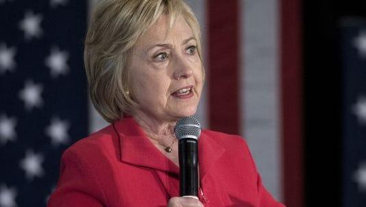 Hillary Clinton will secure the Democratic win.