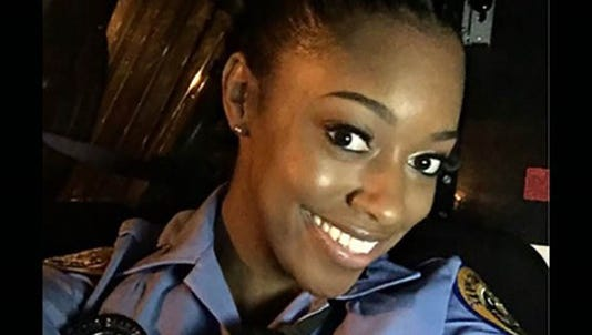 Officer Natasha Hunter
