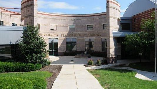 A file photo of Grace B. Luhrs University Elementary School.