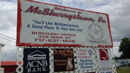 McSherrystown Borough