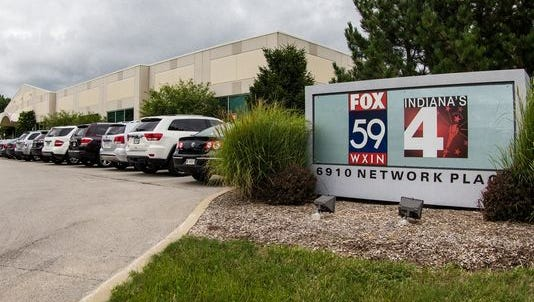 Dish Network's Indianapolis costumers lost access to WTTV-TV and WXIN-TV Sunday.