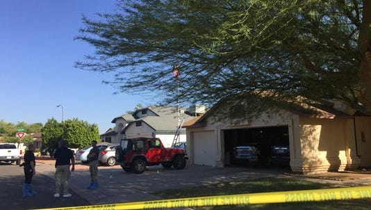 Glendale police are asking the public to bring forward any information regarding a triple shooting  June 6 that left a mother and son dead and a father critically injured.