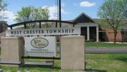 West Chester Township building