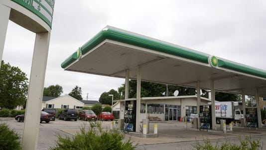 The BP at 899 S. Commercial St., Neenah, has been robbed twice in the past three weeks.