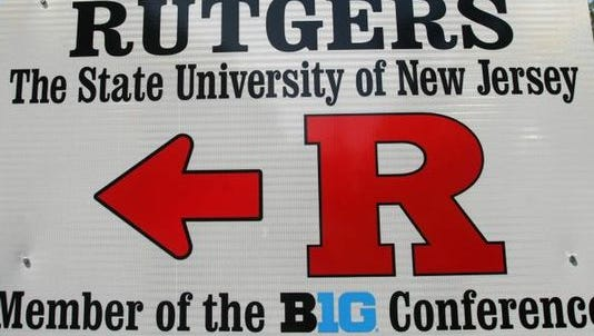 Only 33 percent of students who apply to Rutgers end up attending there/
