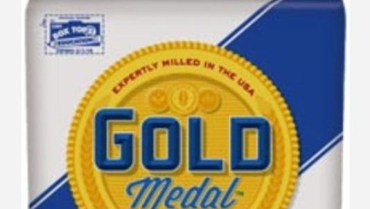 Some Gold Medal flour products are the subject of a recall on July 2, 2016.
