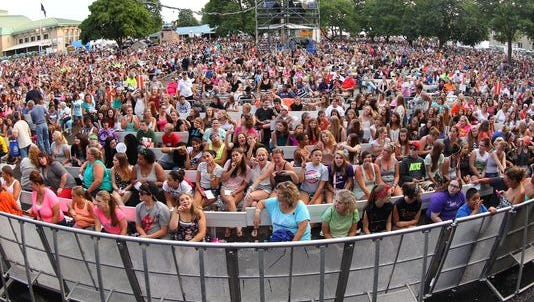 Advance tickets for the New York State Fair are on sale.