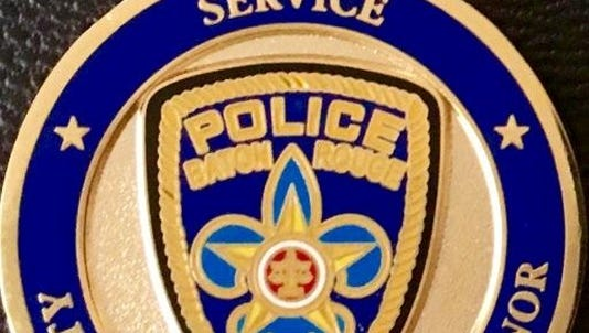 Baton Rouge Police Department insignia