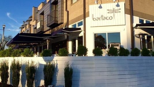 Bartaco is among the newer restaurants in 12South, one of Nashville's midtown areas that has experienced rapid growth.