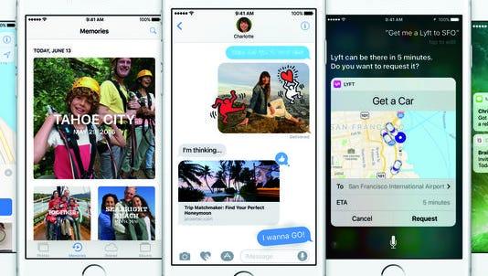 iOS 10 (Photo: Apple)