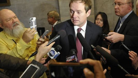 The new legislative sexual harassment policy adopted in the aftermath of the Rep. Jeremy Durham scandal doesn't require lawmakers to widely report future violations.