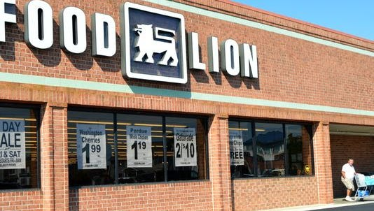 This Food Lion at 19287 Miller Road near Rehoboth Beach is among four of the chain's Sussex County stores that will be sold to Weis Markets later this year.
