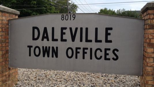 Dalville Town Offices.