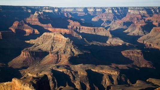 Grand Canyon National Park has a new superintendent. Christine Lehnertz was named Tuesday to oversee the park that draws more than 5 million visitors annually. She'll arrive next month, replacing Dave Uberuaga, who retired earlier this year.