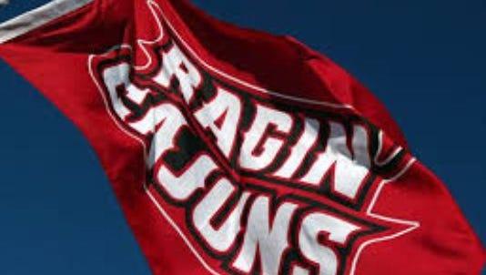 Ragin' Cajuns flag
