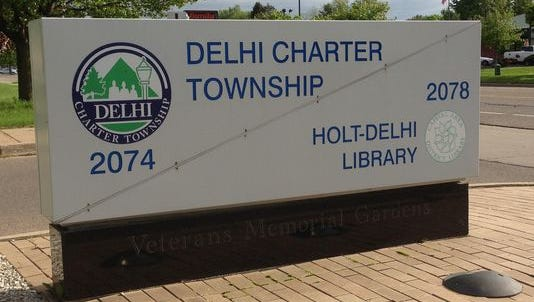 An open burning ban has been reinstated in Delhi and Alaiedon townships.