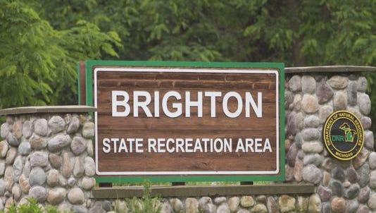 The Brighton State Recreation Area