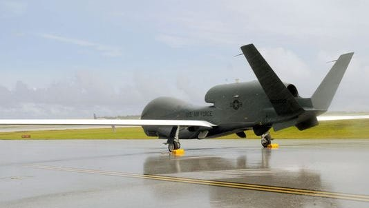 The Air Force is training some enlisted airmen to operate the RQ-4 Global Hawk, and Secretary Deborah Lee James says it's possible they may fly other RPAs in the years ahead.