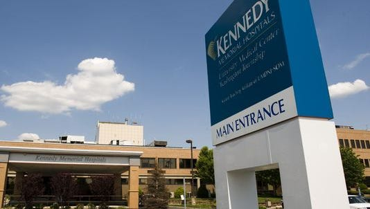 Kennedy Health and Jefferson Health have merged, hospital officials announced Thursday. The event marks the first time a Philadelphia-based health system joined with a South Jersey health system.