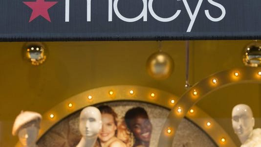 Macy's reported second quarter earnings Thursday.