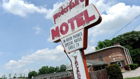 The Modernaire Motel centers on a commercial rezoning plan in Springettsbury Township.