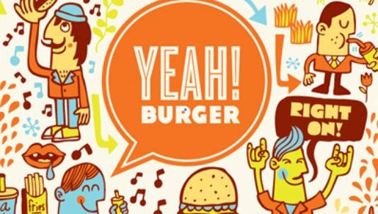 YEAH! Burger has signed a lease for Hill Center Brentwood.