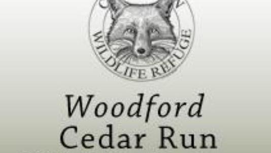 Woodford Cedar Run Wildlife Refuge netted a $1,000 grant from Matthews Children's Foundation recently.