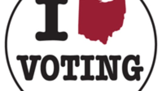 A panel of judges say Ohio Republicans didn't violate the Constitution by eliminating an extra week of in-person voting.