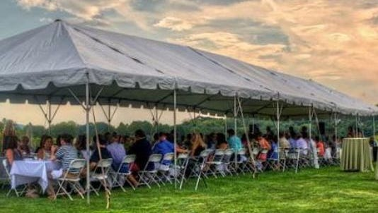 Alba Vineyard and the Foodshed Alliance will host Farm-to-Fork, a fundraising dinner and wine tasting, from 4 to 8 p.m Aug. 28 at the vineyard in Finesville.