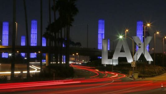 LAX has reopened following a shooting scare.